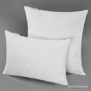 HOTEL-STANDARD Подушка спальная комфорт пэ 100%, микрофибра ультрастеп