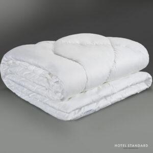 HOTEL-STANDARD Одеяло стеганое файберпласт 425, тик