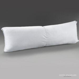 HOTEL-STANDARD Подушка для изголовья SwanLake (микроволокно), сатин