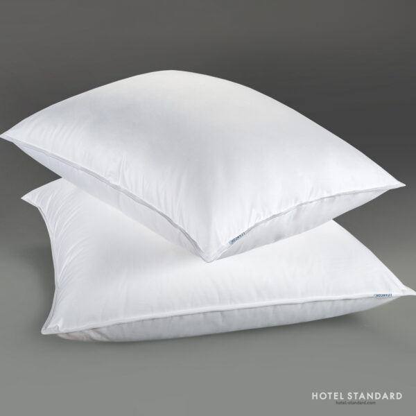 HOTEL-STANDARD Подушка спальная SwanLake (микроволокно), сатин