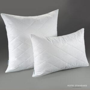 HOTEL-STANDARD Подушка спальная комфорт пэ 100%, поплин стёганая